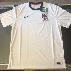 NWT Nike ENGLAND 150 Years Anniversary Jersey XL